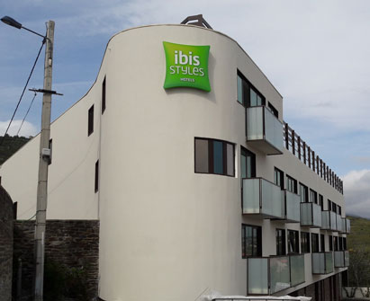 Hôtel IBIS STYLES - Port-Vendres (66)